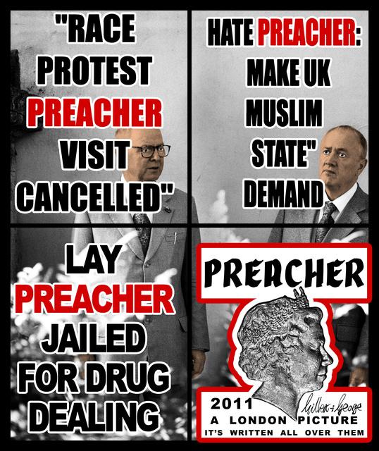 , 'Preacher,' 2011, White Cube