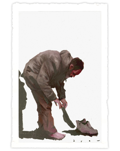 , 'Cold Feet,' 2017, Treason Gallery
