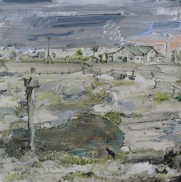 , 'Farm,' 2016, Arthur Roger Gallery