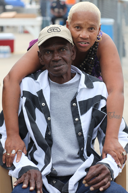 Chandra McCormick, 'Daddyo, the oldest inmate in Angola Prison, 75 years old', 2003, Prospect New Orleans