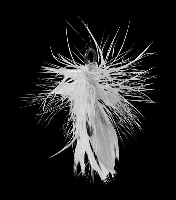 , 'feather,' 2015, Florentin 45