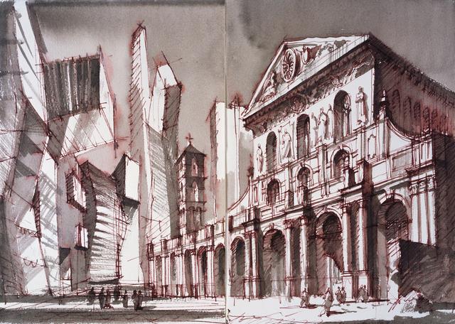 , 'A06_1511,' , Antonia Jannone Disegni di Architettura
