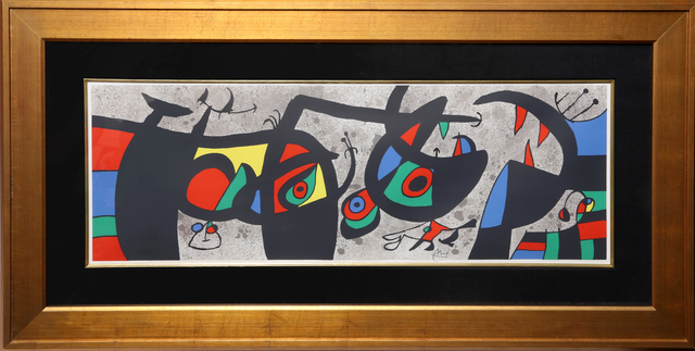 Joan Miró, 'Le Lezard aux Plumes d'Or (ML 793)', 1971, RoGallery