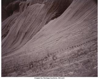 Dots and Hands (Bluff, Utah), The Spanish Entering Canyon de Chelley (Arizona), and Spanish Rider (Arizona)