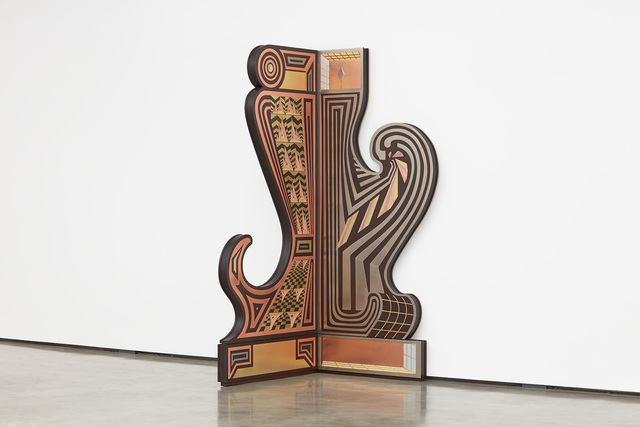 Zach Harris, 'Profile 1 Pilaster (Hybrid)', 2018-2019, David Kordansky Gallery
