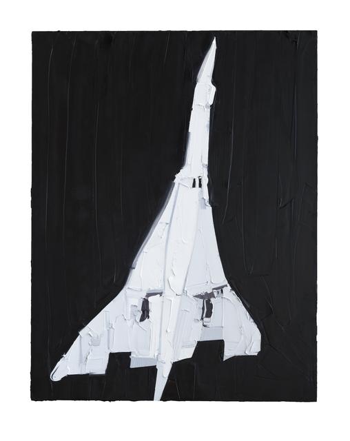 , 'Concorde,' 2015, Leo Gallery