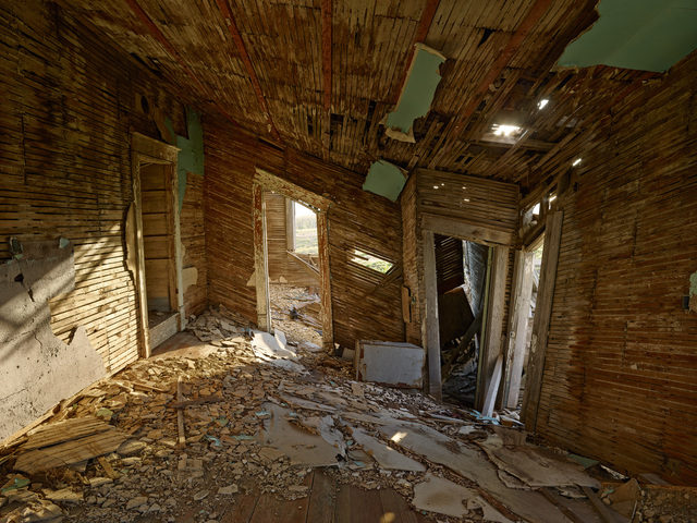 , 'Thorne House Interior, Jones County, South Dakota,' 2014, Kopeikin Gallery