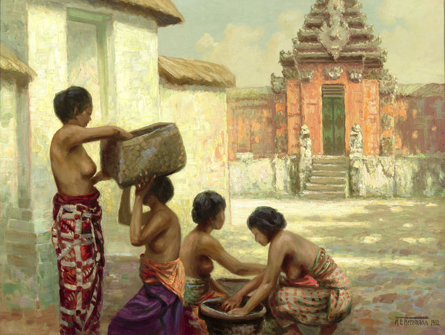 , 'Bali,' 1932, M.S. Rau Antiques