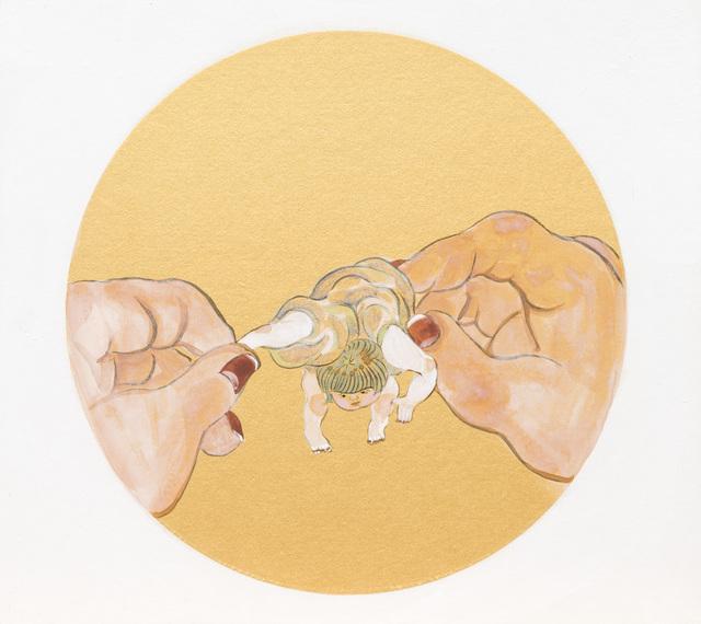 , 'Observation-1,' 2015, Yiri Arts