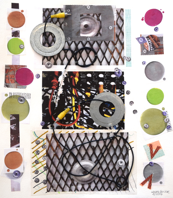 , 'Metallika,' 2016, Fountain House Gallery