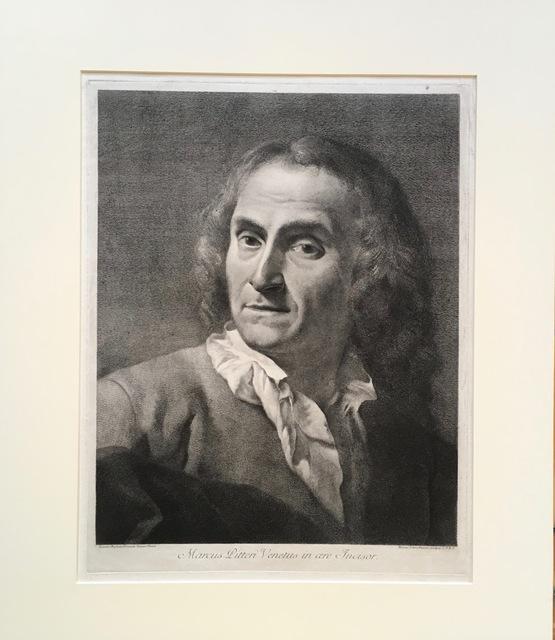 , 'Self Portrait (Marco Alvise Pitteri),' ca. 1750, Pia Gallo