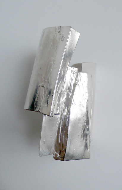 Tabor and Villalobos, 'Offset Fused Plated Cuff', 2012, Cristina Grajales Gallery