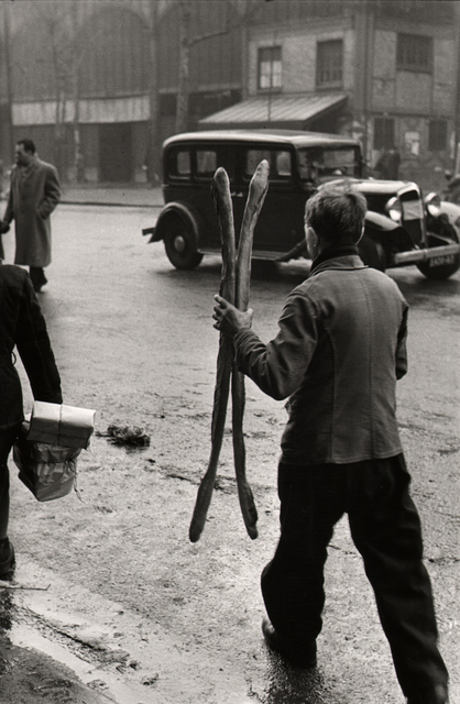 , 'Baguettes, Paris.,' 1953, Atlas Gallery
