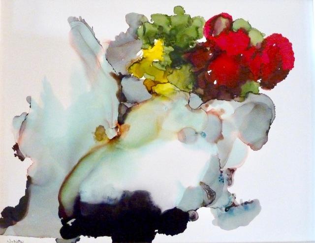 , 'Garden Party VIII,' , Isabella Garrucho Fine Art