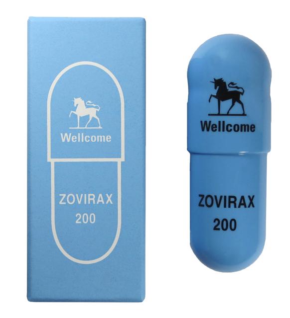 , 'Zovirax 200mg,' 2014, Alternate Projects