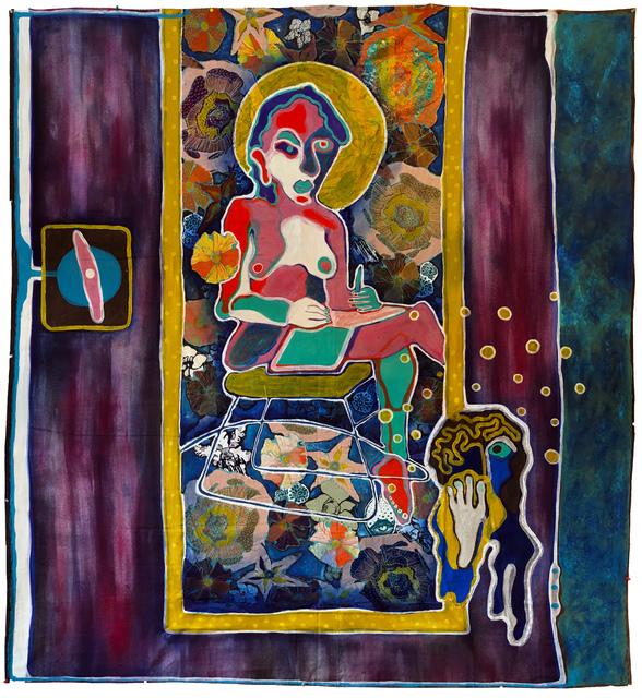 , 'Laurie's Canvas,' 2014, de Plume Gallery