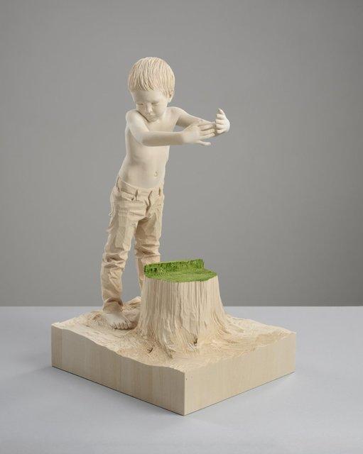 Christian Verginer, 'The Life Inside', KIRK Gallery