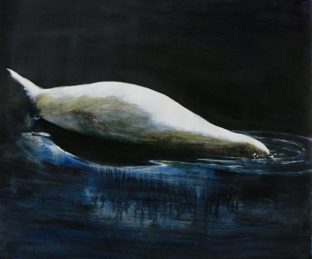 , 'Cygne plongeant 1,' 2015, Jules Maeght Gallery