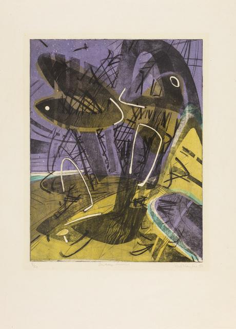 , 'Paysage Lunaire,' 1955, Redfern Gallery Ltd.