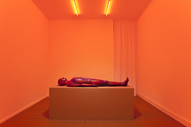 """, '""""Womb Tomb (thermal active)"""",' 2014-2015, Wentrup"""