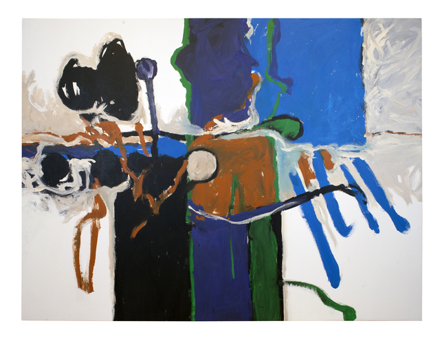 , 'Untitled,' 1986, Christopher Cutts Gallery