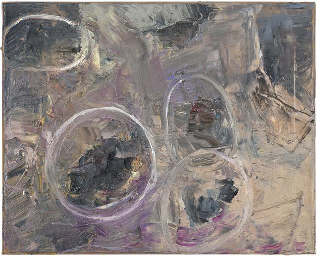 , 'Studie 4,' 2017, Galerie Kornfeld