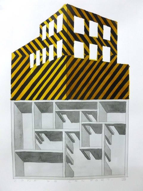Manuel Saro, 'zona de confort 3', Blanca Soto Arte