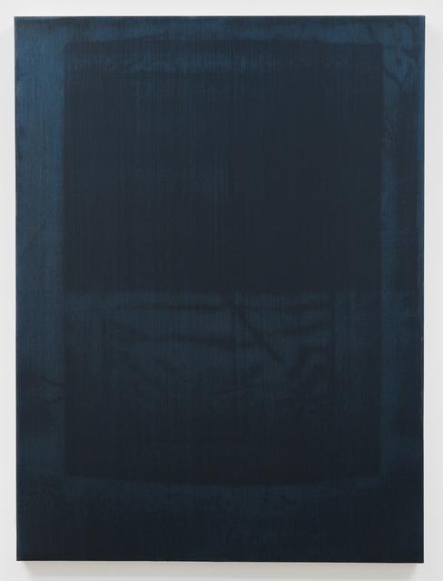 , 'La Manche,' 2017, Galerie Antoine Ertaskiran