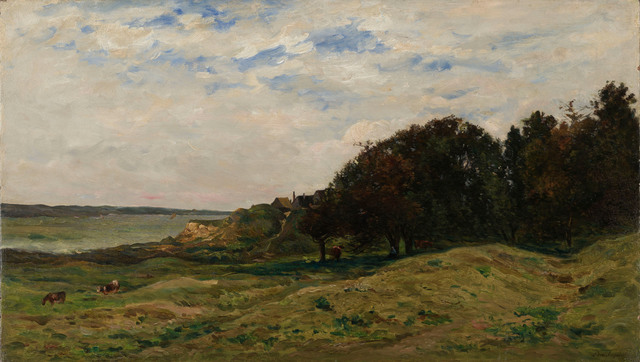 , 'Villerville,' ca. 1874, Stoppenbach & Delestre