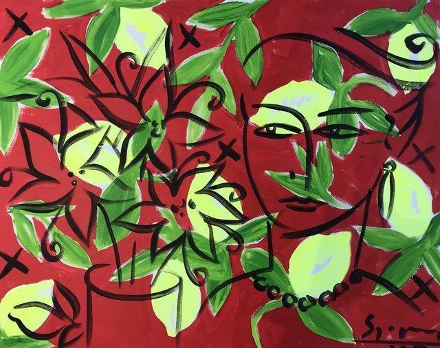 Stefan Szczesny, 'Eve and lemons', 2017, ARTEDIO