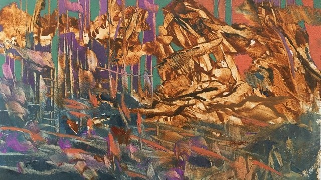 , 'Nepal Study 4,' 2016, Seraphin Gallery