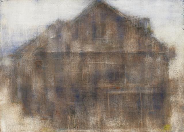 , 'Das schwarze Haus,' ca. 1936, Galerie Utermann