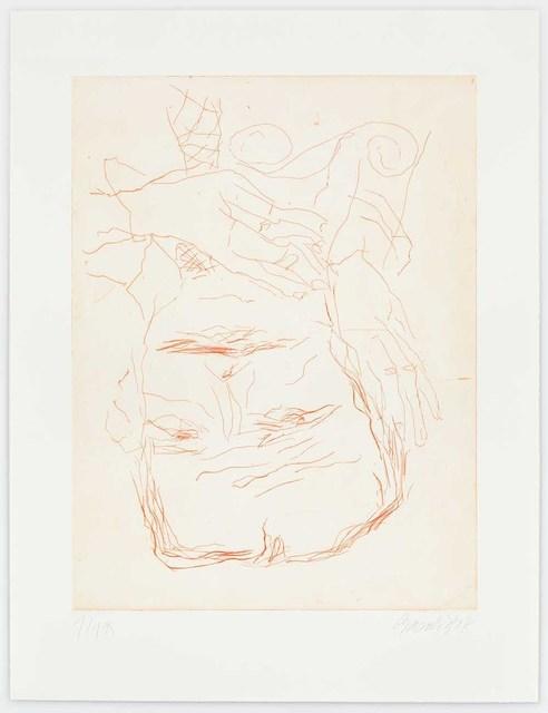 , 'Lucio Fontana,' 2018, Alan Cristea Gallery