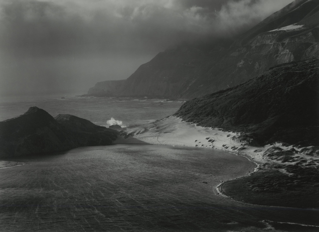 , 'Afternoon Storm, Little Sur,' 1972, Photography West Gallery
