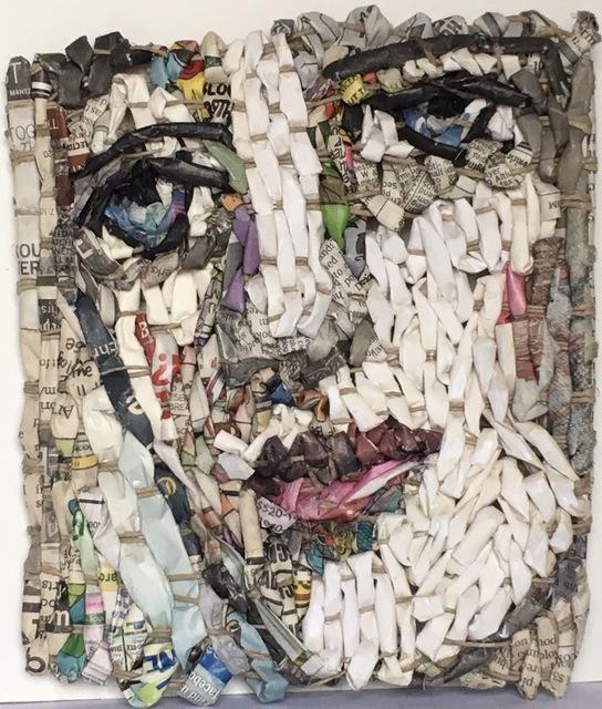 , 'Female Head/Ritratto #8,' 2018, Tansey Contemporary