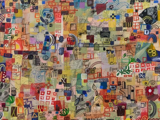 Micha Tauber, 'Santa Fe Calling', 2017, Gallery 901