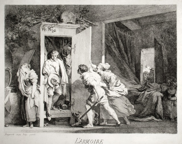 , 'L'Armoire (2nd State),' 1778, R. S. Johnson Fine Art