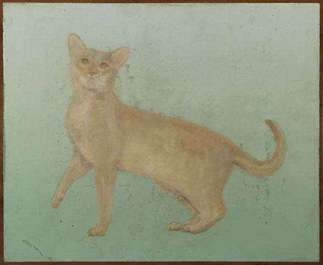 , 'Cat 4 ,' 2015, Galeria Nara Roesler