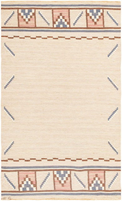 Ellen Stahlbrand, 'Vintage Swedish Rug by Ellen Stahlbrand', ca. 1950, Nazmiyal Collection