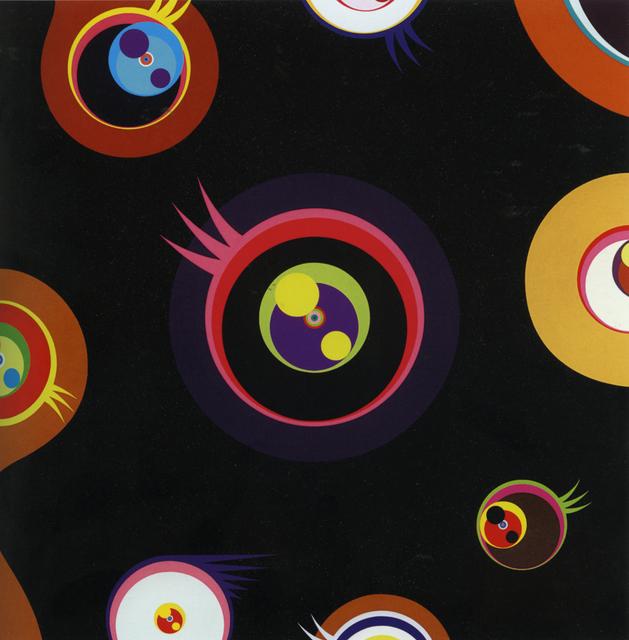 , 'Jellyfish Eyes (Black I),' 2004, Chowaiki & Co.