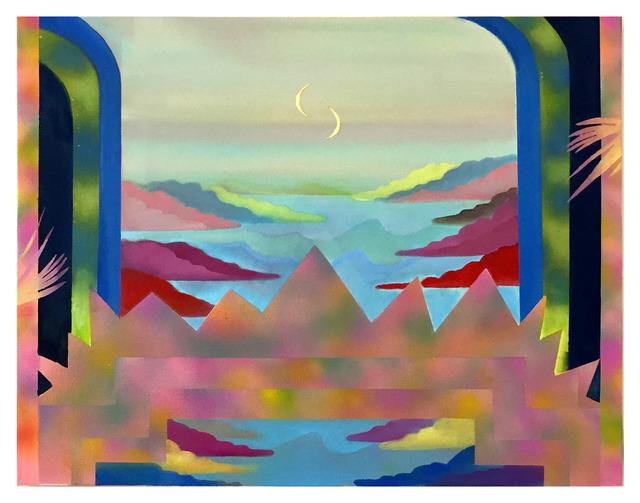 , 'Thank you and Goodbye,' 2017, Asya Geisberg Gallery