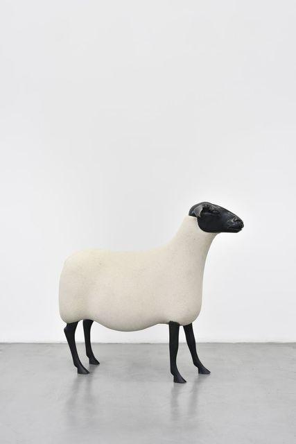 , 'Mouton transhumant,' 1998, Galerie Mitterrand