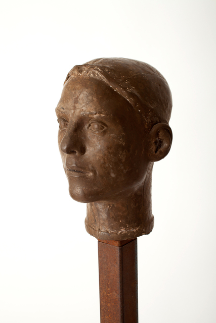 Diana Moore, 'Brown Head', 1985, Allan Stone Projects