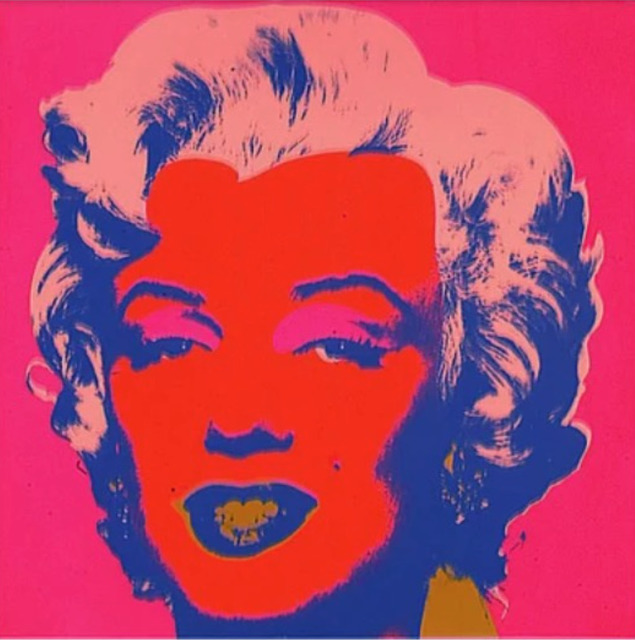 Andy Warhol, 'Marilyn F.S. II 22', 1967, Print, Screen print, Lush Art Agency