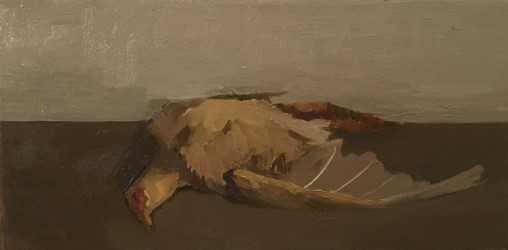 , 'Pheasant Still Life,' 2017, Tayloe Piggott Gallery