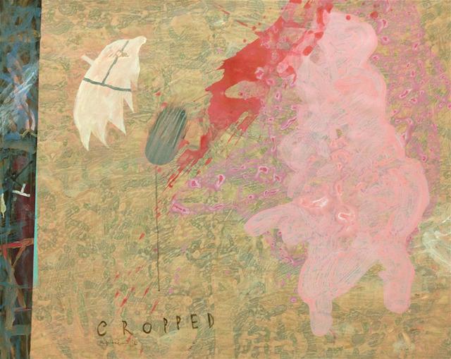 , 'Cropped,' 2012, iPreciation