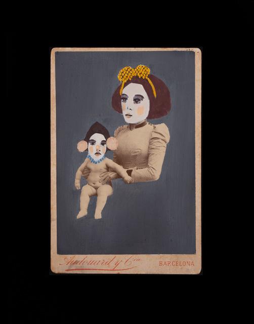 Andrea Lería, 'Archivum -selfies-, Selfie #1', 2019, Isabel Croxatto Galería