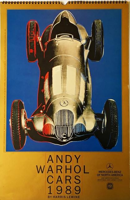 Andy Warhol, 'Andy Warhol Cars 1989', 1988, Alpha 137 Gallery