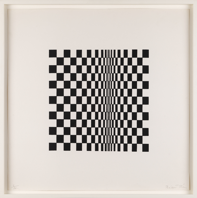 , 'Untitled (Based on Movement in Squares),' 1962, The Fine Art Society