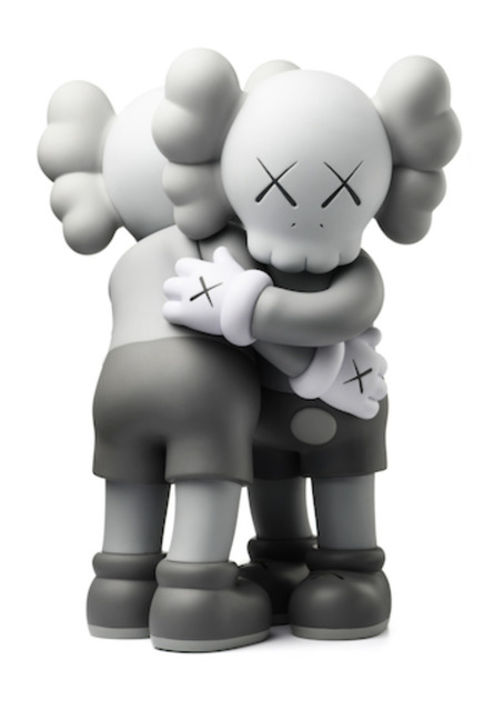 KAWS, 'Together Grey', 2018, Gin Huang Gallery